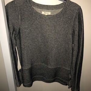 Madewell Textured Sweater Top